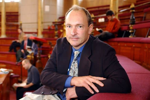 Tim Berners-Lee sells his World Wide Web source code for $5.4 million