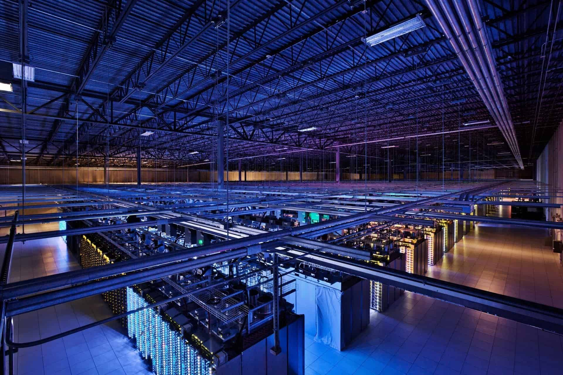 Google to build largest Belgian data center