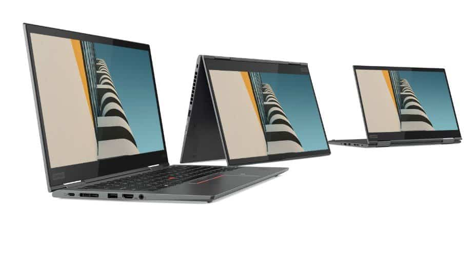 Lenovo launches new Thinkpads, Chromebooks, and modular accessories