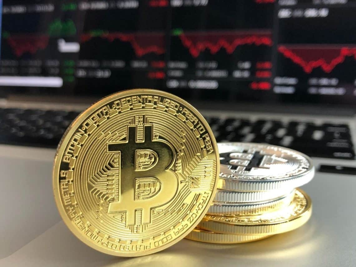 Bitcoin value benefits from corona virus: highest value in months