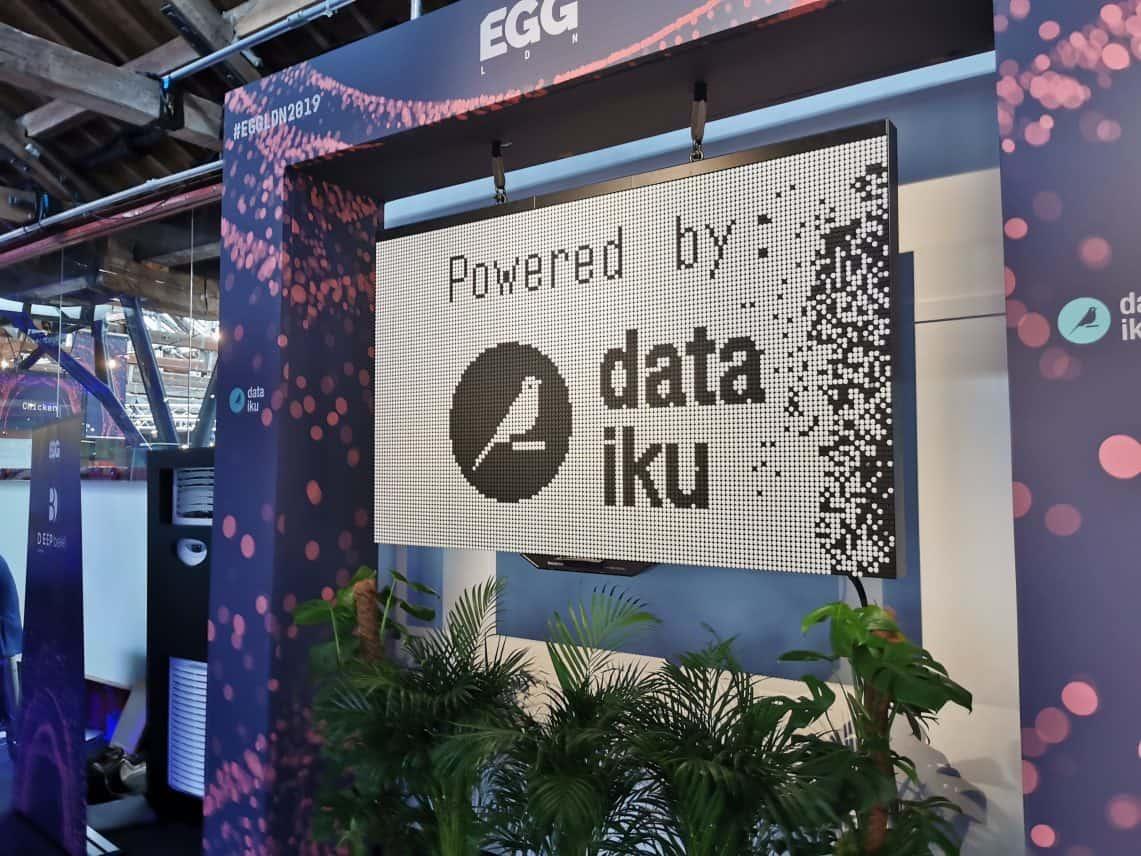 Dataiku worth $4.6 billion after new investment round