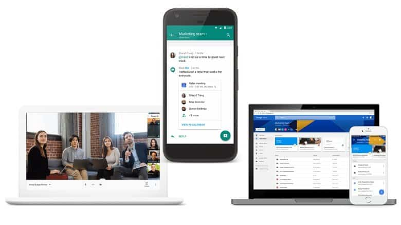 Google releases education updates for Classroom and Meet