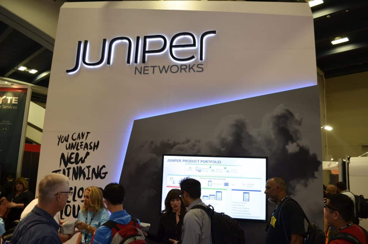 Juniper and Intel sign deal to collaborate on the O-RAN ecosystem