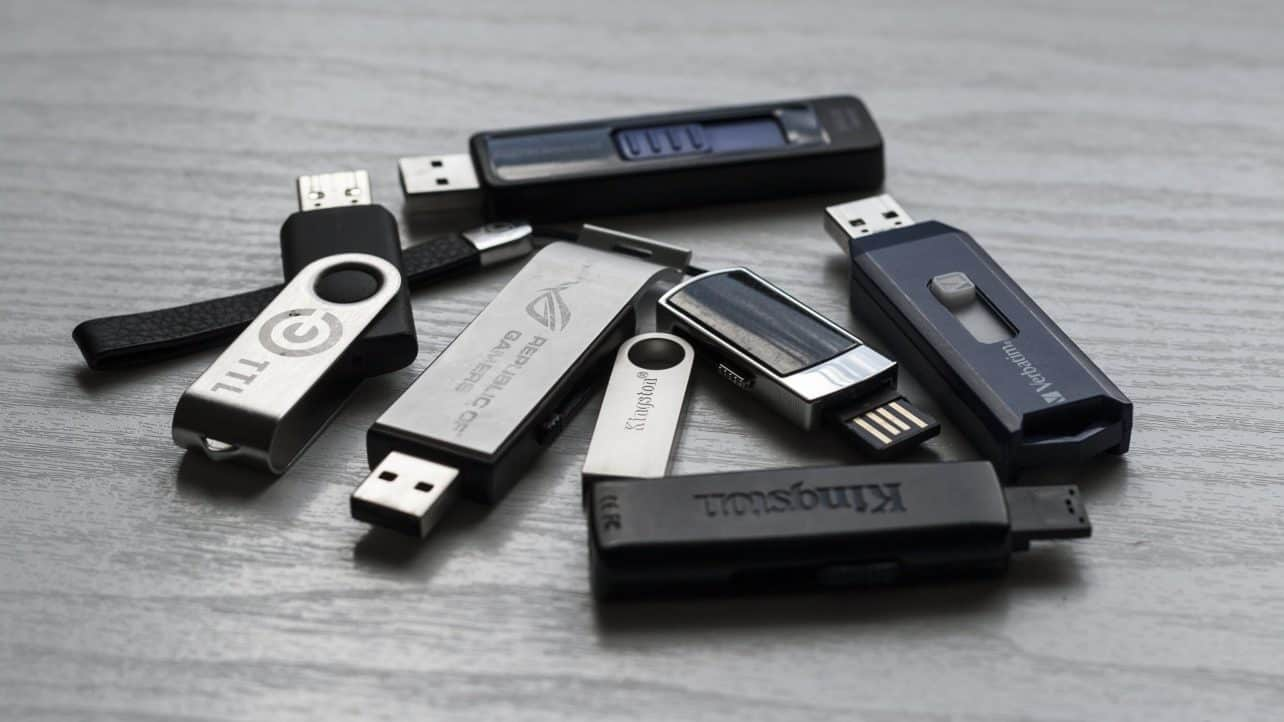 Schneider Electric sold USB sticks that may contain malware