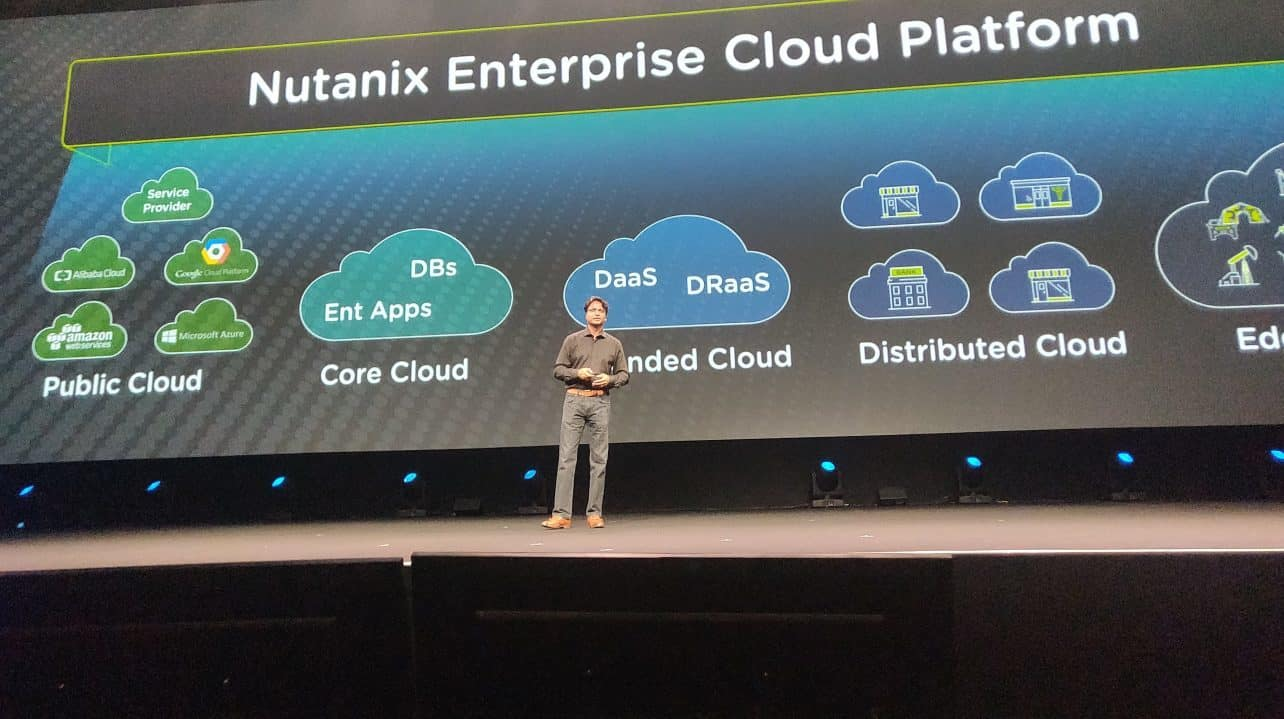 Nutanix CEO says cloud convergence is the second inning of hyperconverged infrastructure