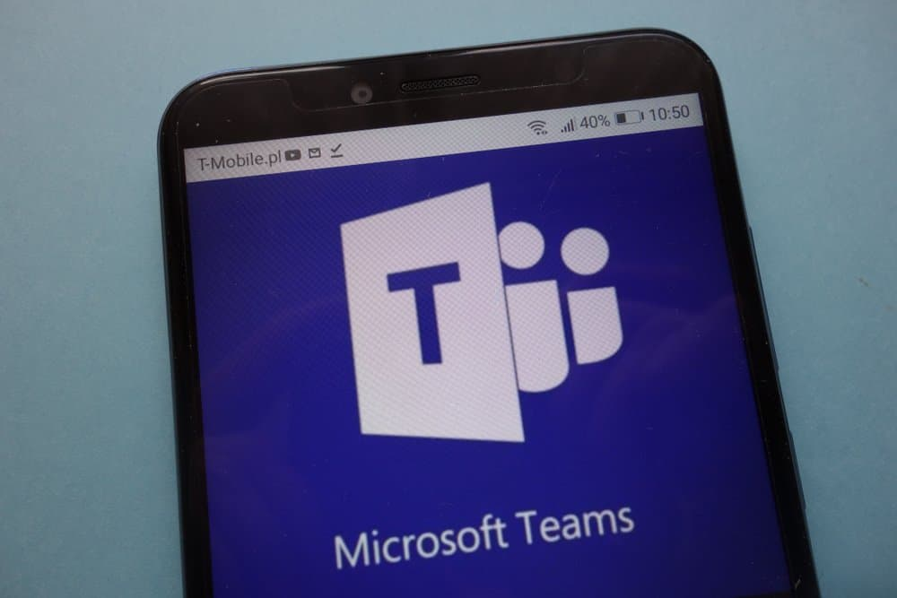 Microsoft Teams for the first time more popular than collaboration app Slack.