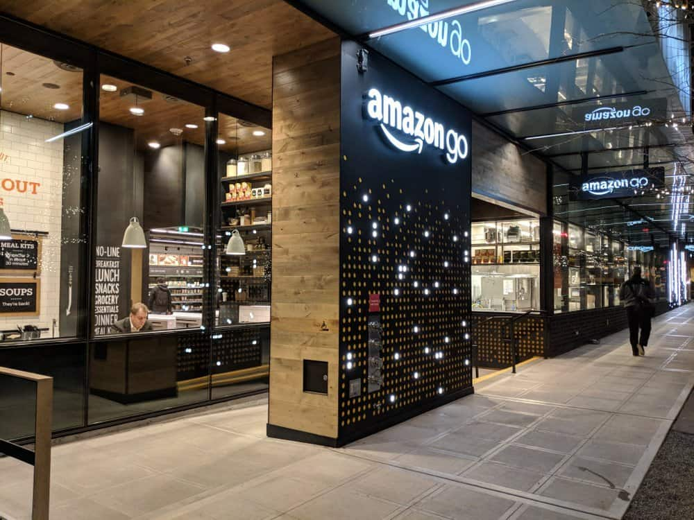 """""""Amazon wants to open 3,000 new Go stores."""