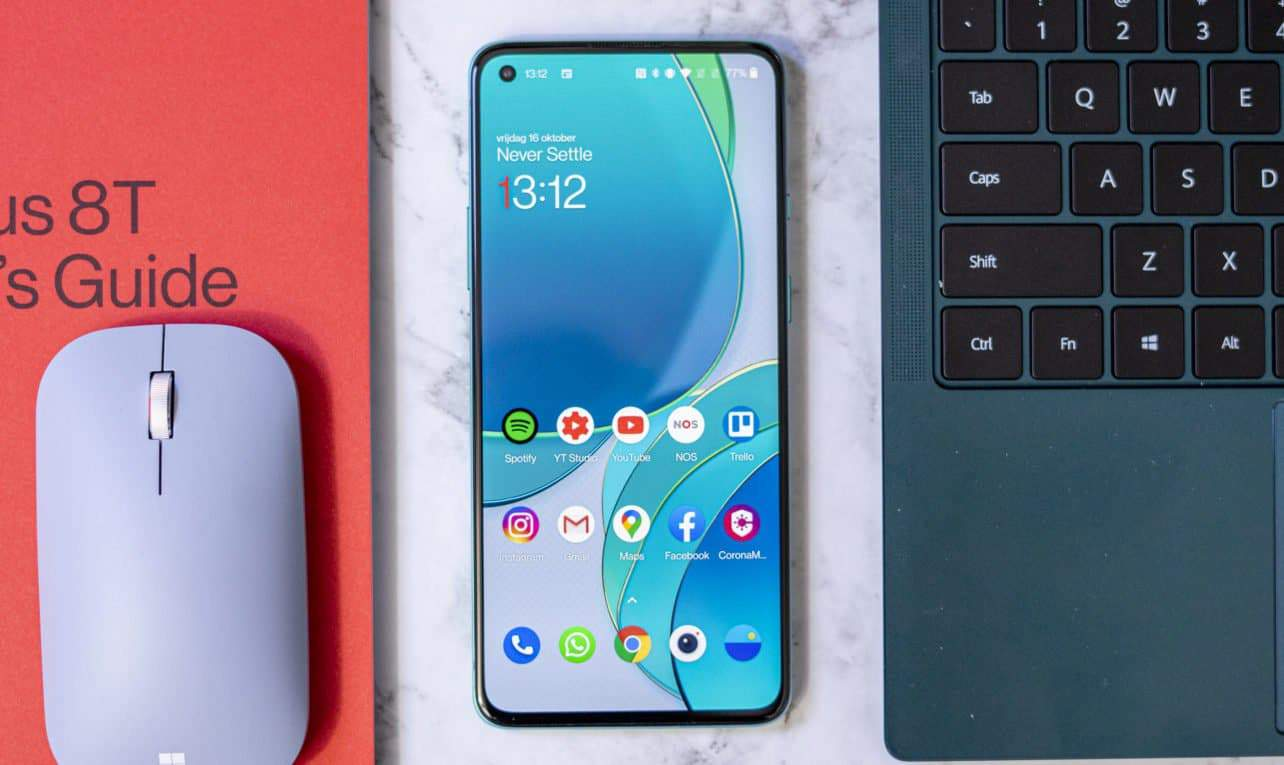Review: OnePlus 8T, affordable high-end phone is a good choice