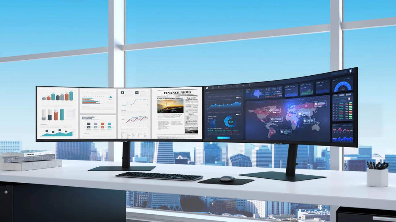 Samsung launches a series of High-Resolution monitors for 2021