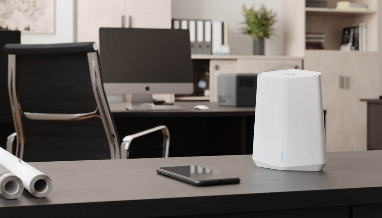 New Netgear Orbi Pro Mini creates WiFi 6 mesh network