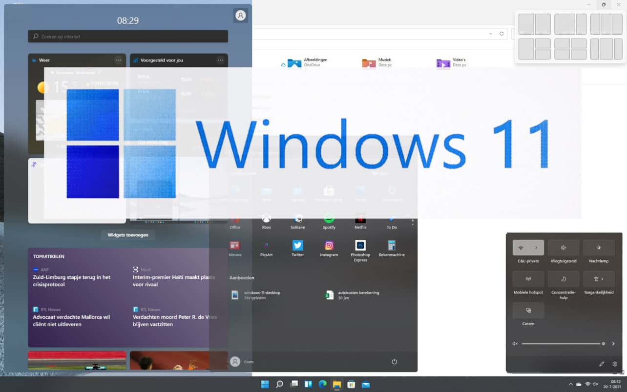 You can manually install Windows 11 on older PCs, but without updates