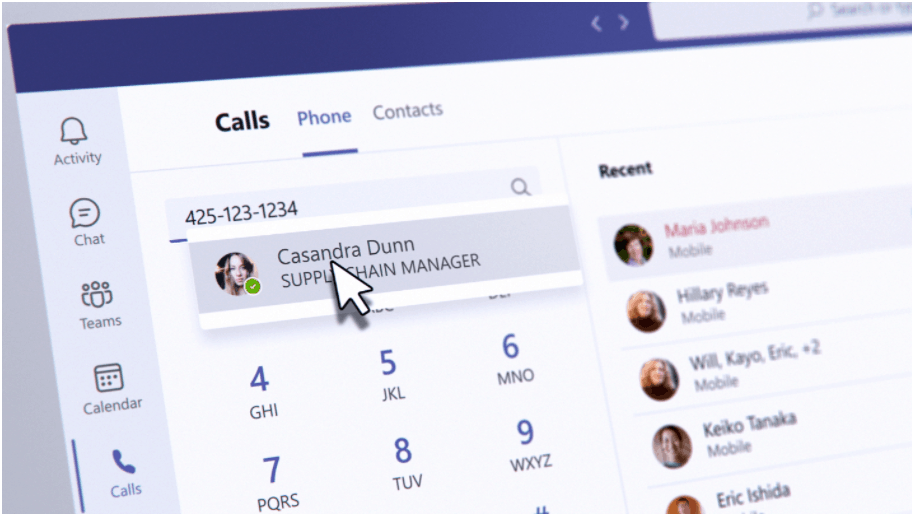 Microsoft Teams is enhancing phone calls with new features