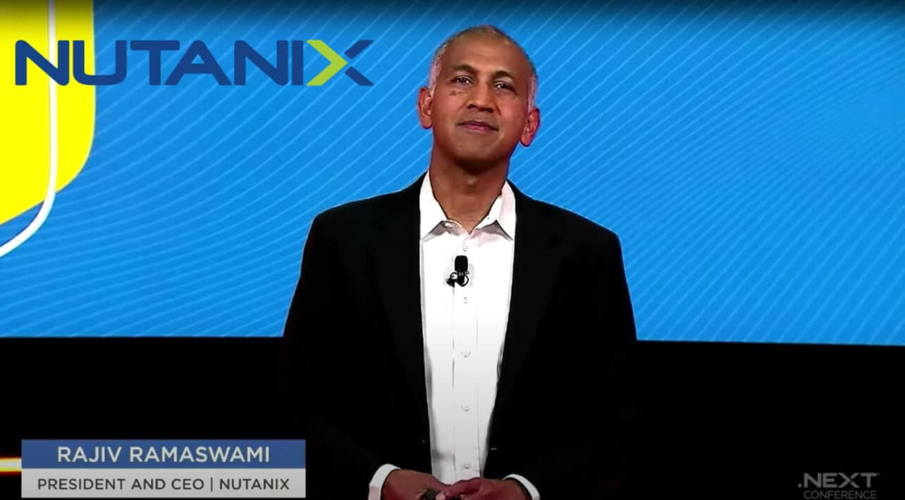 Nutanix focuses on speed, simplicity and security at .NEXT