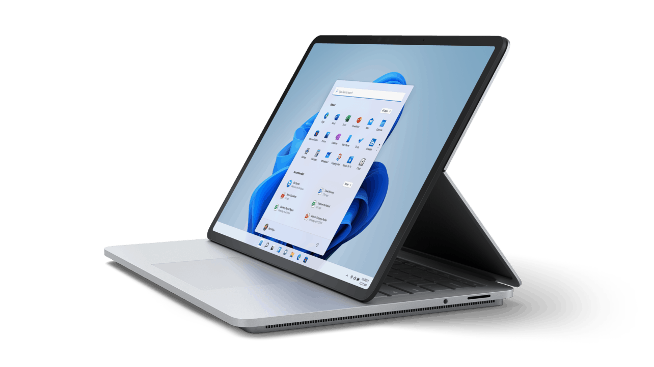 Microsoft launches Surface Laptop Studio