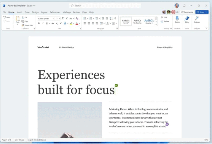 Microsoft releases details about its new Office 2021 ahead of launch